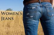 Женские американские джинсы по минимальной оптовой цене