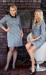 оптовая продажа женских трикотажных платьев